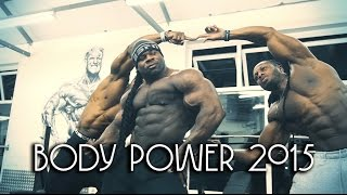 BodyPower Expo 2015 at Total Fitness Emporium Gym