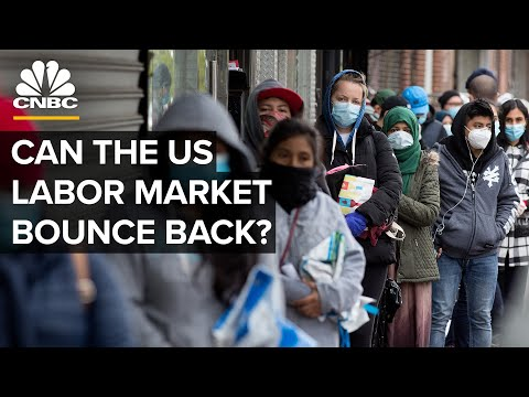 How Labor Markets Could Bounce Back From High Unemployment