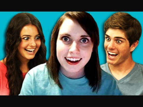 Thumbnail: Teens React to Overly Attached Girlfriend (Ft. Cimorelli)