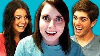 Teens React to Overly Attached Girlfriend (Ft. Cimorelli)