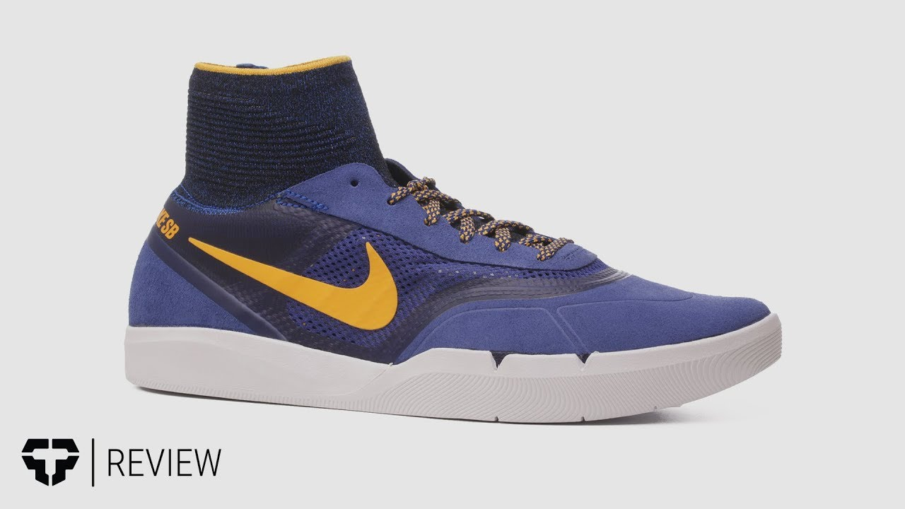 Nike SB Koston 3 Hyperfeel Skate Shoes Review - Tactics.com