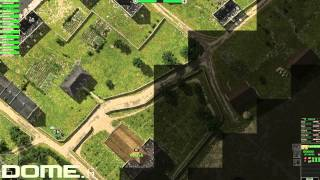 Dome: Close Combat Gateway to Caen PC gameplay [2/2]