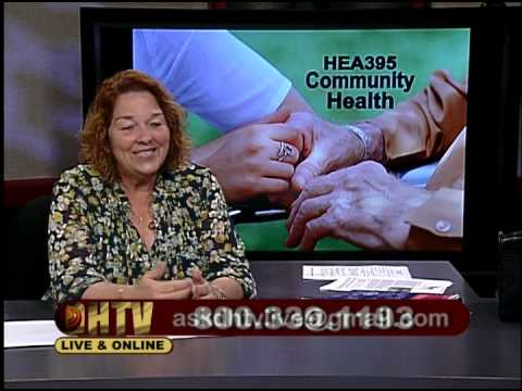 HEA395 Community Health #01 Fall14