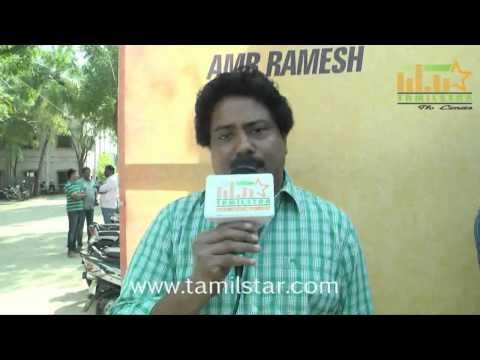 Sethu Sriram at Oru Mellisana Kodu Movie Launch