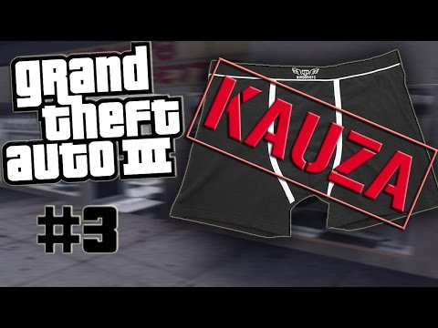 "Grand Theft Auto 3 | KAUZA ""TRENKY"" 