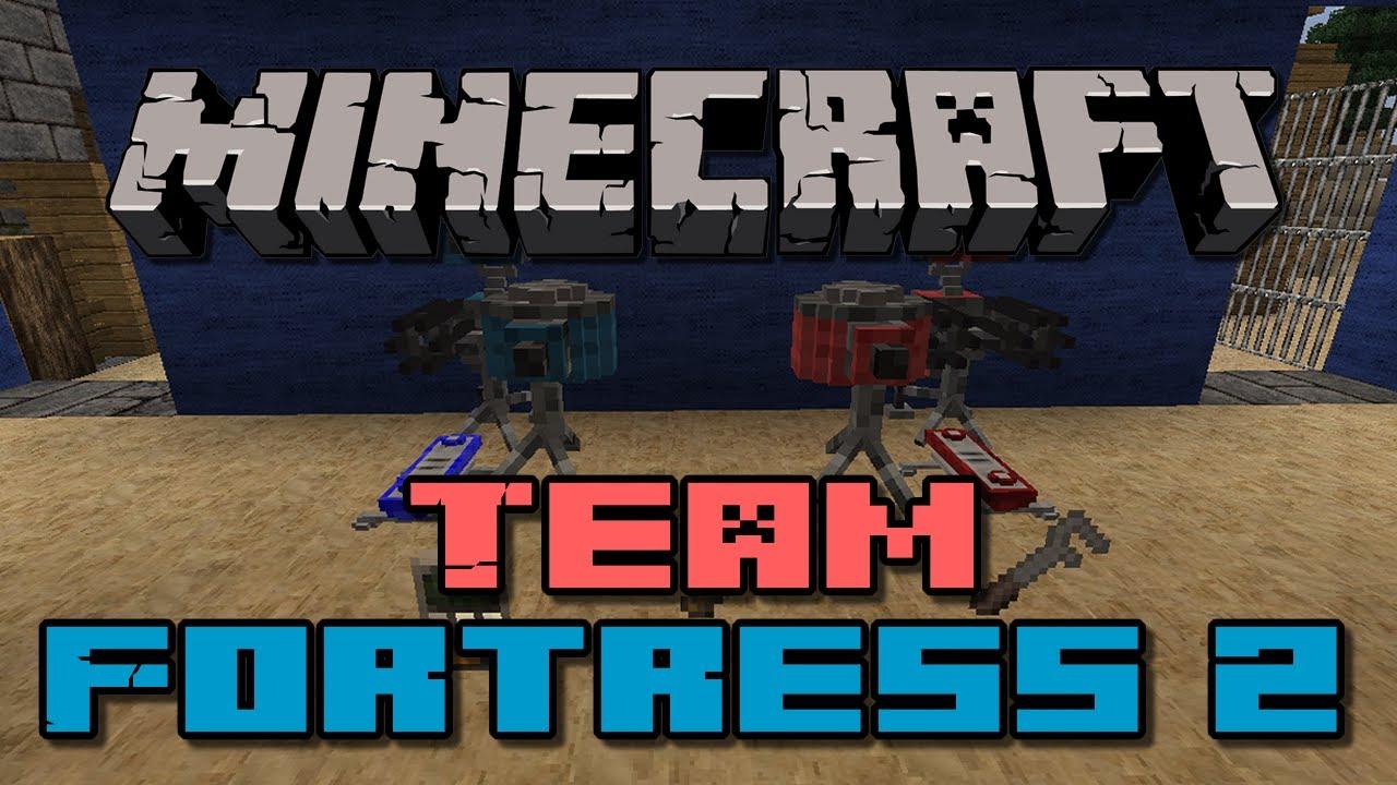 Team Fortress 2 Sentry Gun Mod 1 7 10  Mods for Minecraft
