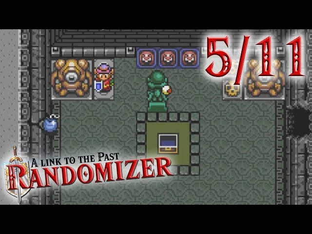 A Song of Dark and Iceness • A Link to the Past Randomizer