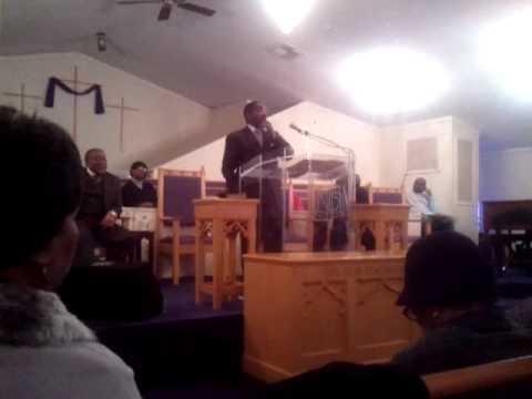 Pastor Reginald B. Purham