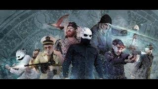 "Legend Of The Seagullmen (Tool/Mastodon) new song ""Shipswreck"" streams off new album!"