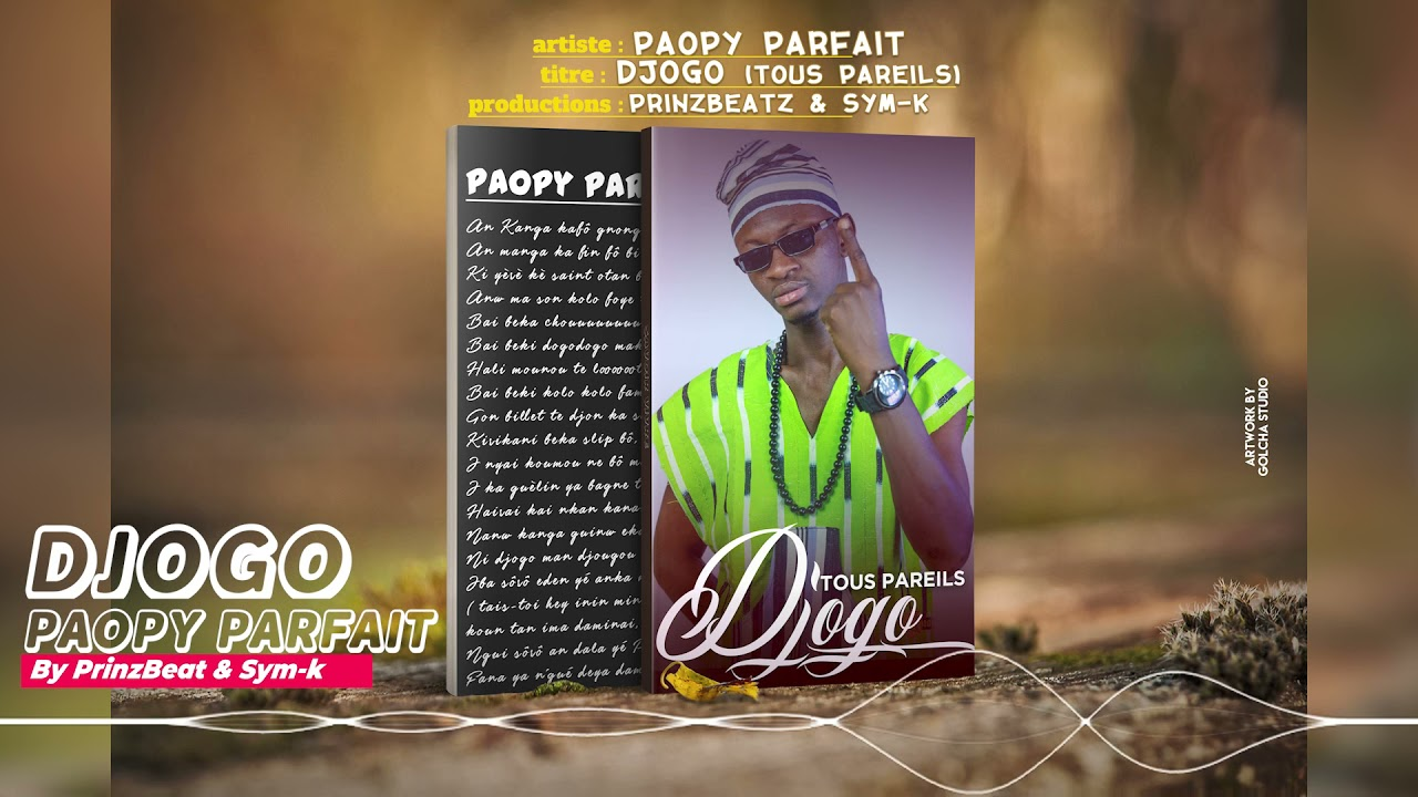 PAOPY PARFAIT - DJOGO