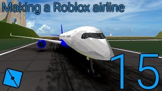 Making a Roblox Airline: Episode 15 - Lackierungsdesign für A350