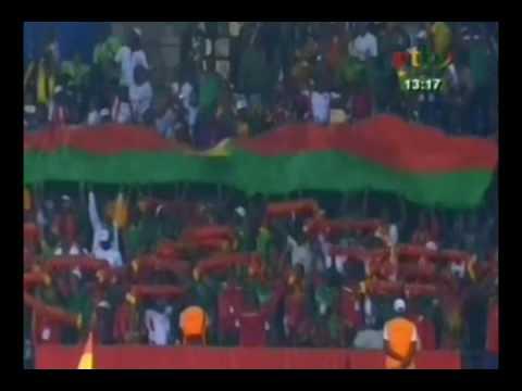 RTB/Sport-Retour sur le match Burkina Faso Guinée Bissau