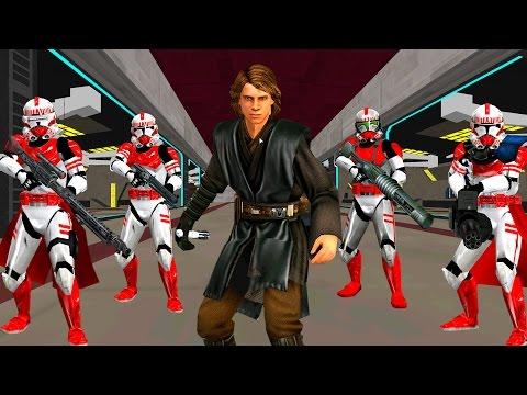 ✔ Star Wars Battlefront 2 mods: Attack on Venator TCW Star Destroyer