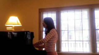 """The Houses of Healing"" by Howard Shore & Liv Tyler (Piano/vocal cover)"