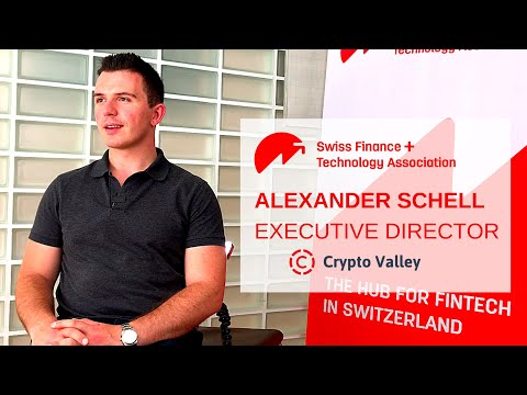 What is the future of the Crypto Valley and distributed ledger technology in Switzerland?