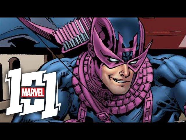 Hawkeye | Marvel 101