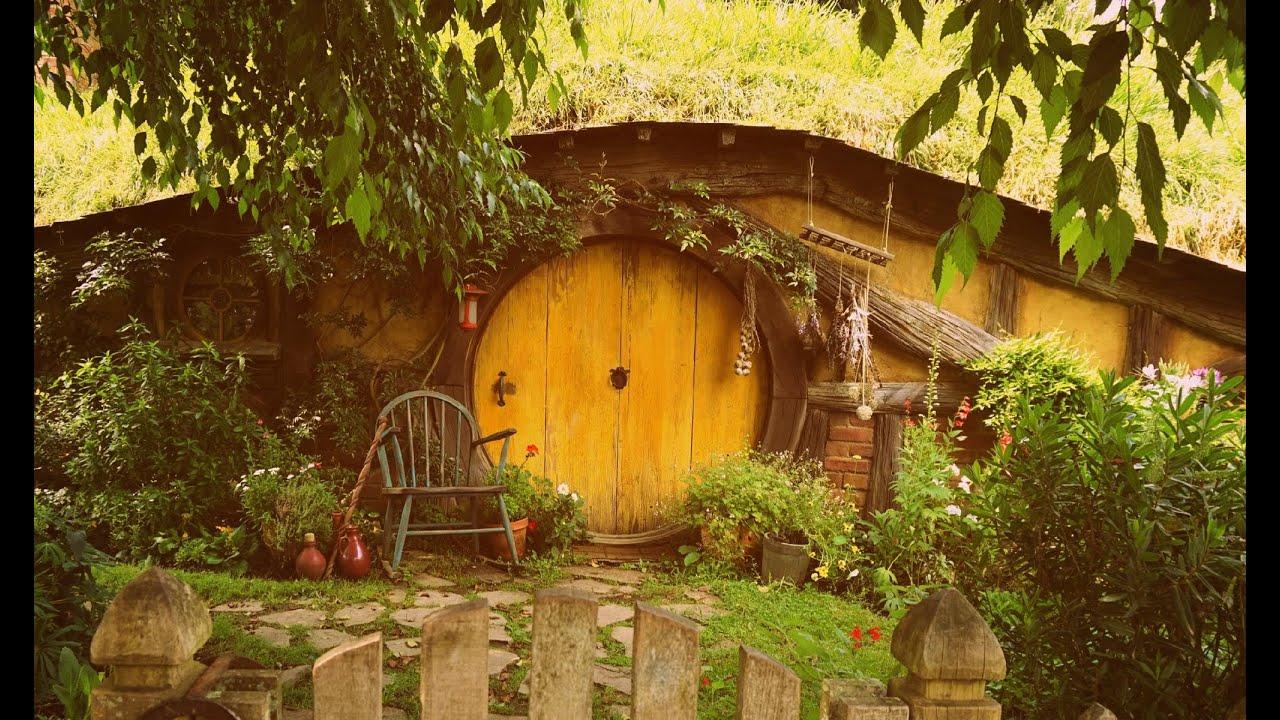 Hobbit Haus Bauen hobbiton zu besuch im auenland hobbit spezial neuseeland vlog