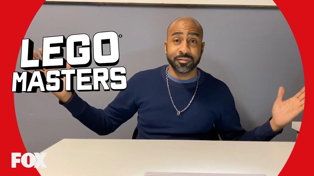 Build #AtHomeWith LEGO Master Mel | Season 1 | LEGO MASTERS