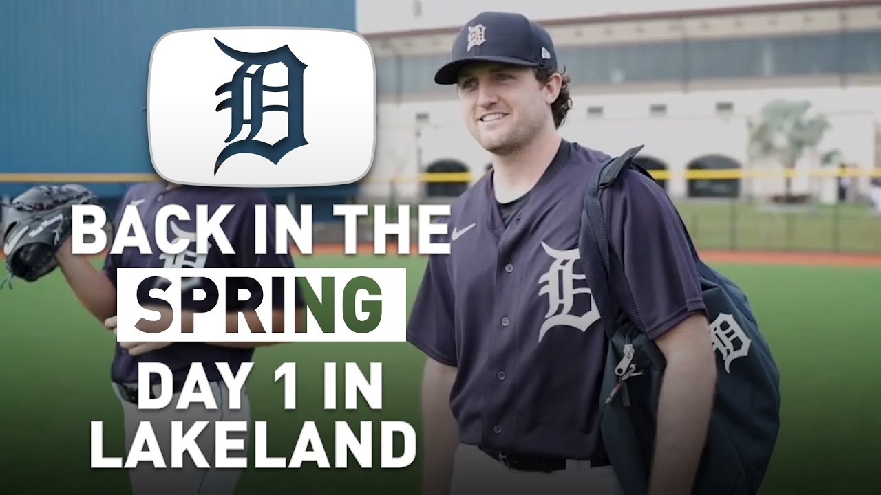 Back in the Spring: Day 1 in Lakeland