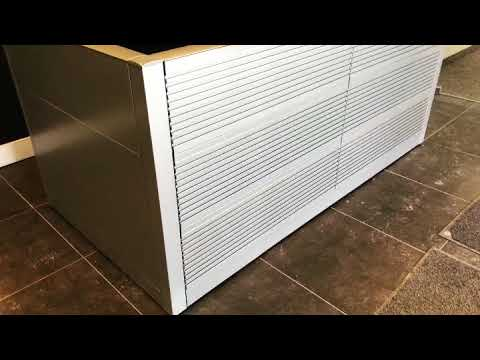 Modern Reception Desk - Front Desk - Transaction Counter