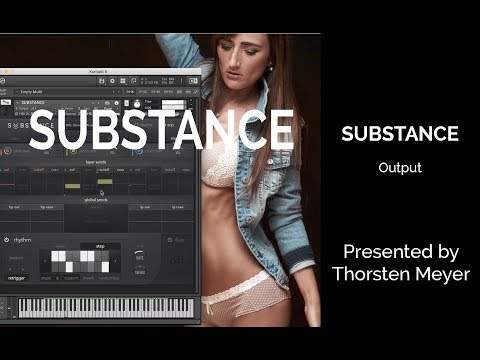 SUBSTANCE - A Bass Engine (by output)