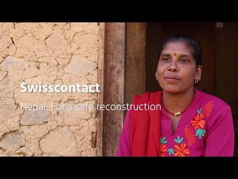 Nepal: Skills for Safe Reconstruction Project