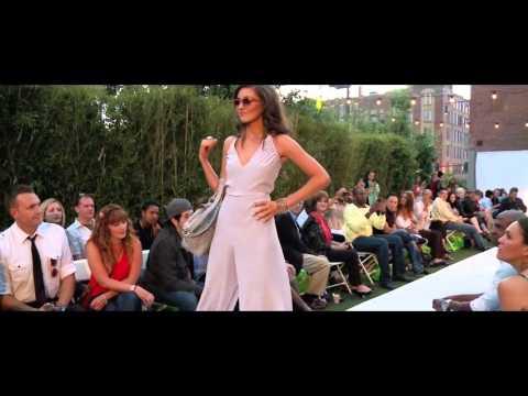 Crystal Lee Project Runway Season 15 Audition Video