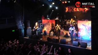 Exodus - A lesson in violence (live Groove, Buenos Aires 09-10-14)