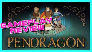 Pendragon Gameplay Review - Surprisingly Awesome Turn Based Strategy (PC/Steam)
