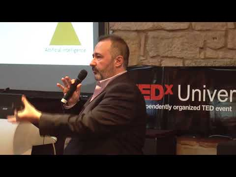Big Data, Artificial Intelligence and the Human Mind  | Viktor Dörfler | TEDxUniversityofStrathclyde
