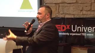 Big Data, Artificial Intelligence and the Human Mind   Viktor Dörfler   TEDxUniversityofStrathclyde