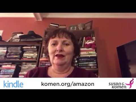 Komen & Amazon: Everybody Has a Story- Lynn Collins