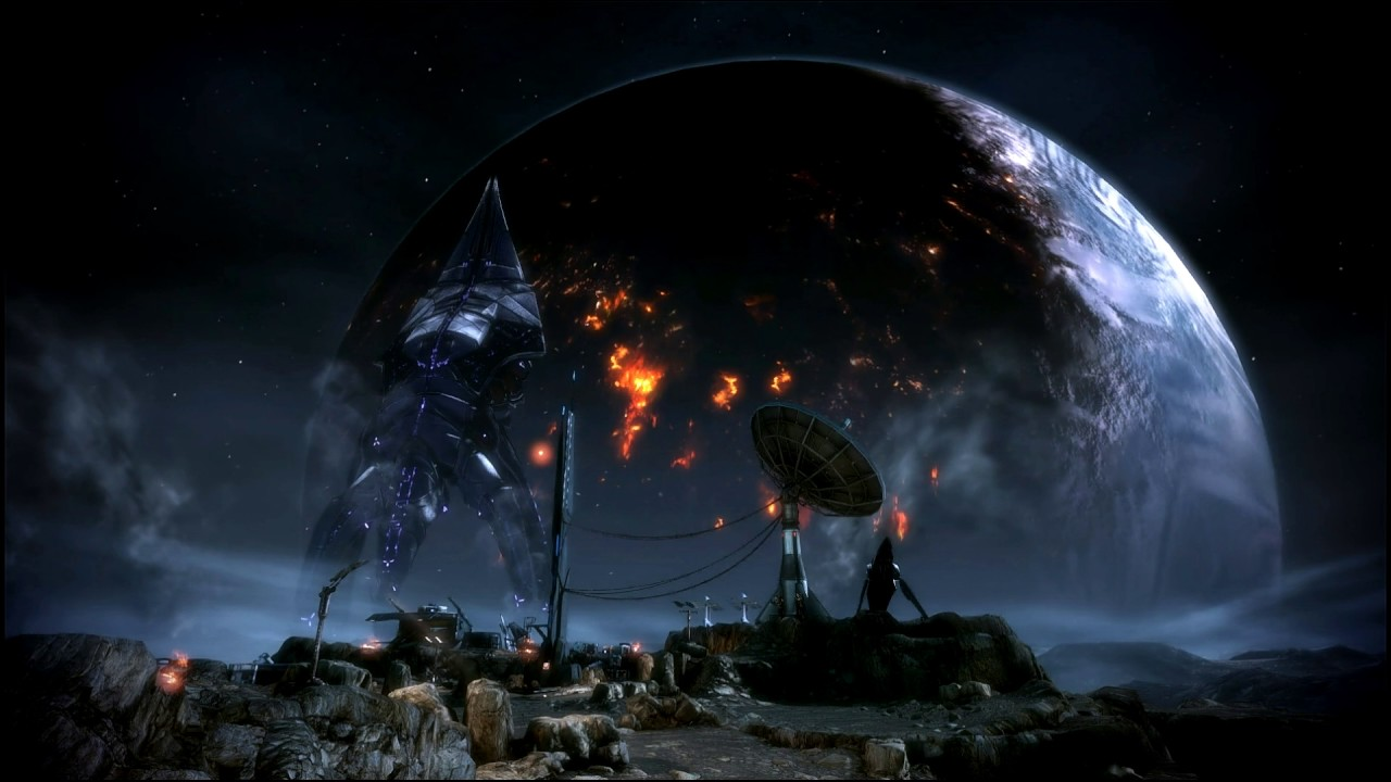 Mass Effect 3 Menae Op 1 Animated Wallpaper Dreamscene Hd