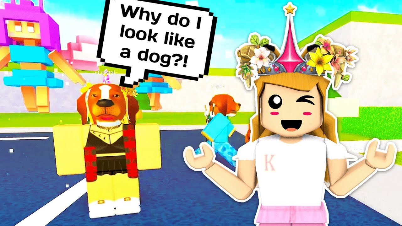 Roblox Adopt And Raise Groups That Give U Free Robux - Giving Players Makeovers With Admin Commands Roblox Adopt And