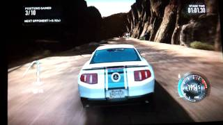 Need For Speed The Run on Radeon HD6790 and Intel Quad Core Q8200 @Full HD, Ultra graphics