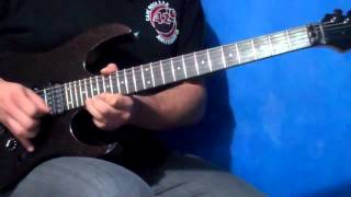 Dream Theater In The Name Of God (Guitar Solos Cover)