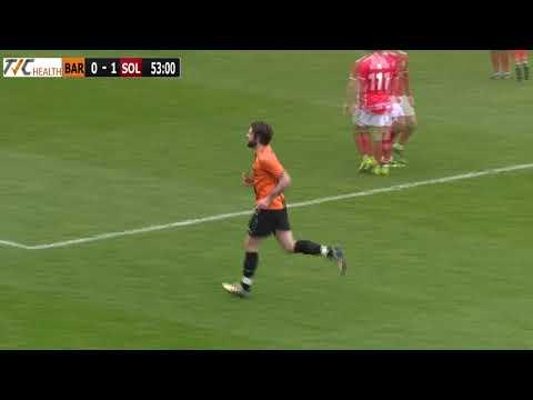 Barnet Solihull Goals And Highlights