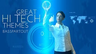 Gambar cover Great Hi-Tech Themes - Best Electronic Instrumental Background Music for Video And Presentations