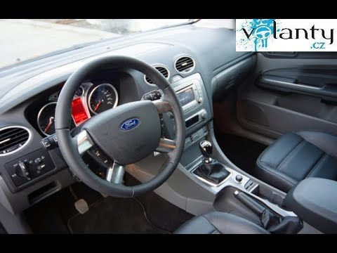 How To Remove Steering Wheel Airbag Ford Focus Mk2 Youtube