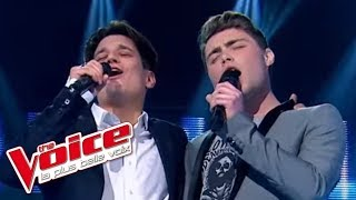 Maxime Le Forestier – Mon Frère | Manurey VS Jude Todd | The Voice France 2013 | Battle