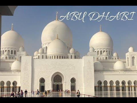 Dubai Vacation – Abu Dhabi, Emirates Palace, Sheikh Zayed Mosque, Ferrari World