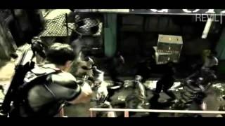 The Evolution of RE5 (Resident Evil 5 Early Trailer Collection)