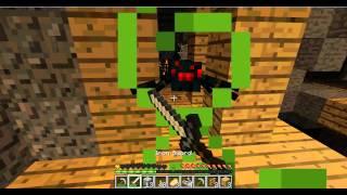 Minecraft Journey Episode 8: WAR AGAINST SPIDER