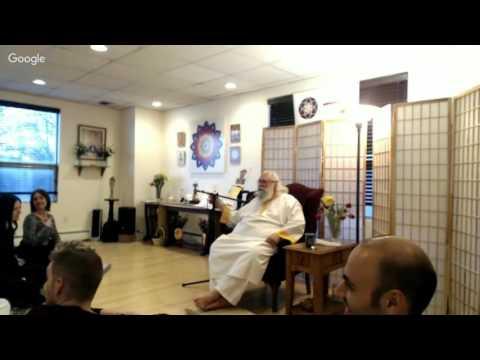 Yoga Life Society: Friday Night Satsang with Reverend Jaganath Carrera