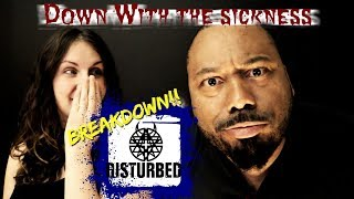 Disturbed Down With The Sickness Reaction!!! MP3