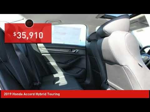 2019 Honda Accord Hybrid Schlossmann Honda City Inventory 91475