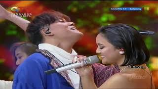 Download lagu TAK INGIN PISAH LAGI - RIZKY FEBIAN FT LALA (LIVE AMAZING17 GTV)