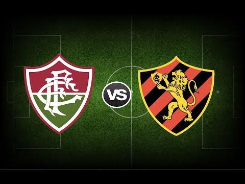 Fluminense x Sport Recife ao vivo 2017 (narração)