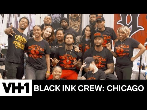 Black Ink Crew: Chicago (Season 4) | Official Super Trailer | Premieres May 30th + 8/7c