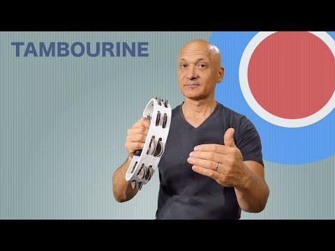 How to Play Tambourine - Tutorial